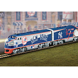 New York Yankees Illuminated Express Train