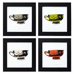 Tea Cup Wall Art