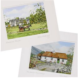 Scenes of Ireland Matted Print