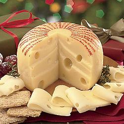 2 Lbs. Big Baby Swiss Cheese