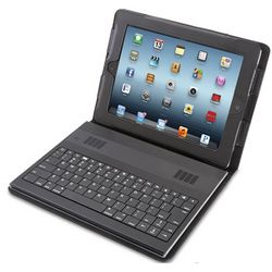 iPad Keyboard Speaker Case