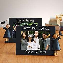 Personalized Boy or Girl Graduate Frame