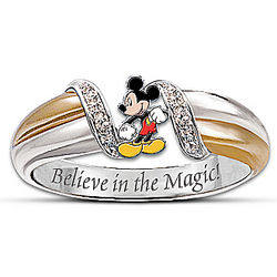 The Magic of Mickey Ring