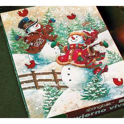 Gotta Love Snow Puzzle