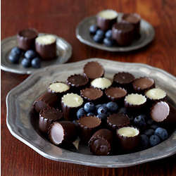 Deluxe Belgian Chocolate-Covered Blueberries