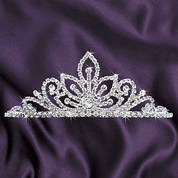 Cherished Night Tiara