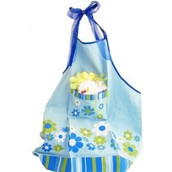 Daisy Daze Spring Apron and Cookie Assortment Gift Set