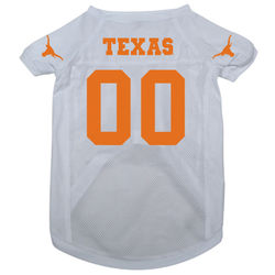 Texas Longhorns Premium Pet Football Jersey