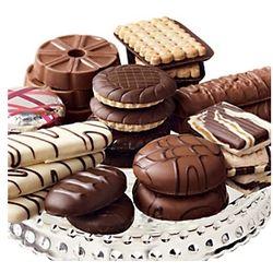 Chocolate Cookie Tin