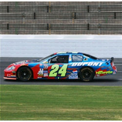 Nationwide Drive a NASCAR to Victory Lane