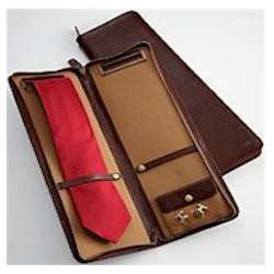 Luxury Travel Tie Case