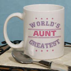 Personalized World's Greatest Grandma Coffee Mug