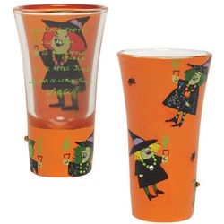 Witches Party Shot Glass