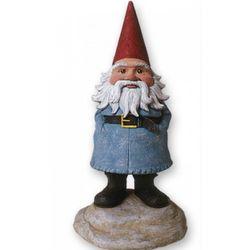 Weeds Garden Gnome Statue