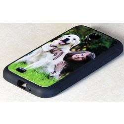 Personalized Photo Phone Cover for Samsung Galaxy S4