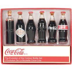 Evolution of the Coke Bottle Set