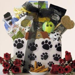 You & Your Pooch! Dog Gift Basket
