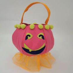 Pumpkin Princess Personalized Halloween Bag