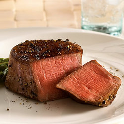 Six 5 oz. Filet Mignons