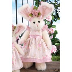 "Personalized ""Tori Tearose"" Limited Edition Bunny"