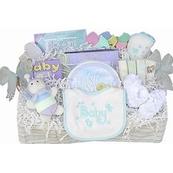 "Baby ""Wants and Needs"" Gift Basket"