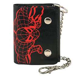 Boy's Spider-Man Chain Wallet