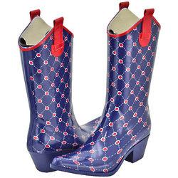 Women's Western Rain Boots