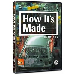 How It's Made Seasons 1 and 2 DVD