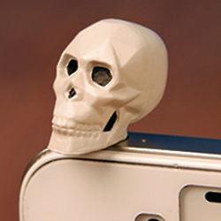 Skull Phoney Charm