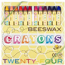 Natural Beeswax Crayons