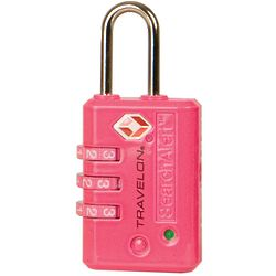 Search Alert Luggage Lock