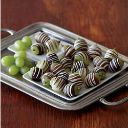 Deluxe Belgian Chocolate-Covered Grapes