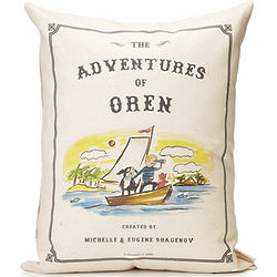 Personalized Storybook Adventure Pillow