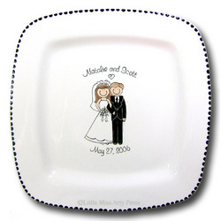 Happy Couple Signature Wedding Platter