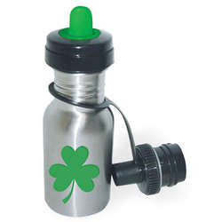 Irish Kid's Stainless Steel Water Bottle