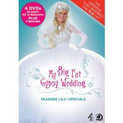 My Big Fat Gypsy Wedding DVD
