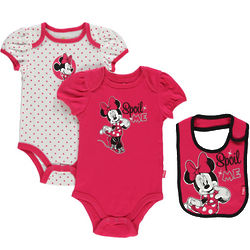Minnie Mouse Spoil Me 3-Piece Set