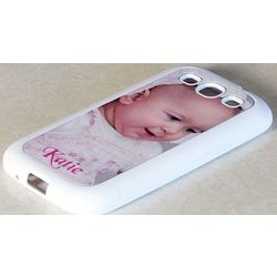 Personalized Photo Phone Cover for Samsung Galaxy S3