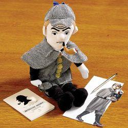 Sherlock Holmes Doll and Stationery Kit