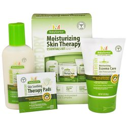 Baby's Bye Bye Dry Moisturizing Skin Therapy Essentials Kit