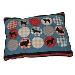 Quilted Rover Pillow Pet Bed