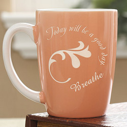 Personalized Cup of Encouragement Mug