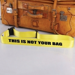 'Not Your Bag' Bag Tag
