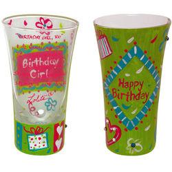 Lolita Birthday Girl Too Shooter Glass
