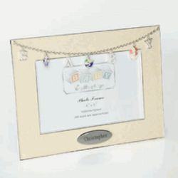 Baby Charms Keepsake Frame