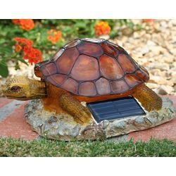 Solar Turtle Garden Light