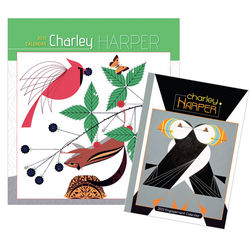 2013 Charley Harper Engagement Calendar