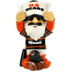 Chicago Bears Second String Garden Gnome