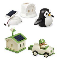 Solar-Power Toys Kit