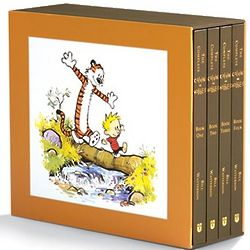 The Complete Calvin and Hobbes Comic Collection